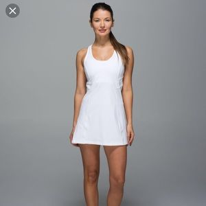 Lululemon Ace Tennis Dress